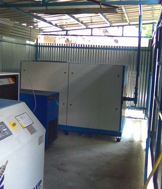 Air Compressor Shelter : Vtech air compressor gallery
